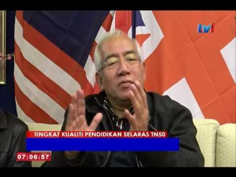 TN50  - PELAJAR MALAYSIA LUAR NEGARA PATUT BERI PANDANGAN [24 JAN 2017]