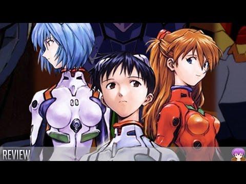 Neon Genesis Evangelion Anime Review