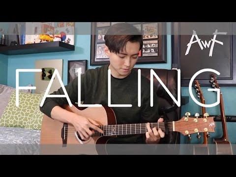 Falling - Trevor Daniel - Cover (Fingerstyle Guitar)