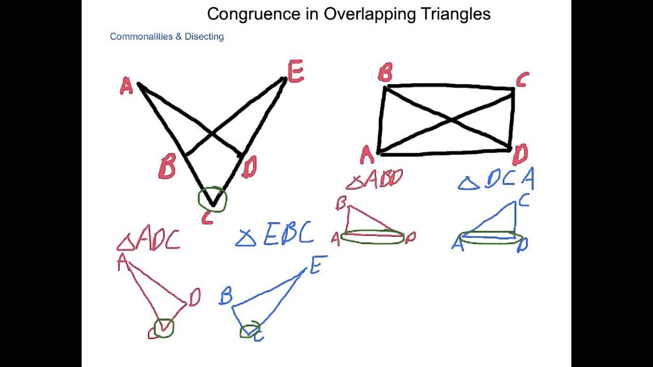 small resolution of Geometry Worksheet Congruent Triangles - Promotiontablecovers