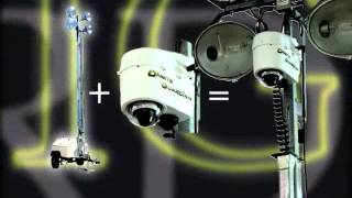 Mobile Video Surveillance and Construction Site Security Camera System by Light Guardian