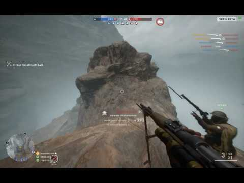 INSANE BF1 COLLATERAL PLANE HEADSHOT WITH SCOUT