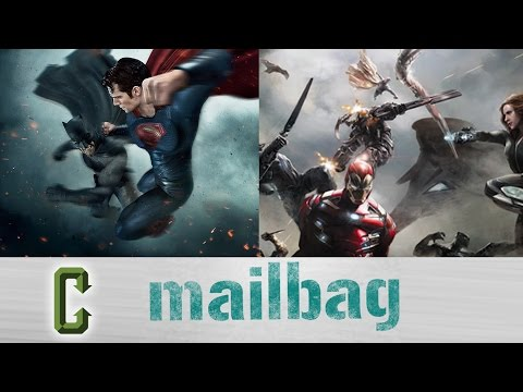 Collider Mail Bag - Is It Fair To Compare DC Movies with Marvel Movies?