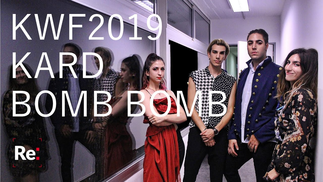 | KARD - Intro (You In Me) + Bomb Bomb (밤밤) | :: Cover by Re:Play | Kpop World Festival 2019 Greece
