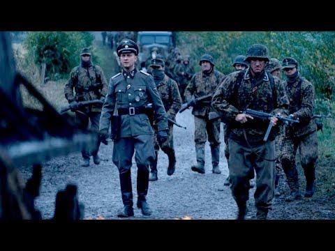 """Ловушка для немцев - """"Ярость"""" отрывок из фильма"""