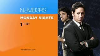Numb3rs Show Trailer - Ion Television