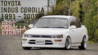 Toyota Indus Corolla | Best Corolla Ever.