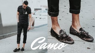 HOW TO STYLE CAMO | 3 EASY WAYS TO WEAR | MEN