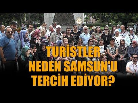Turistler Neden Samsun'u Tercih Ediyor?