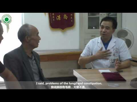 Miraculous Curative Effect For Lung Cancer By TCM Treatment, China