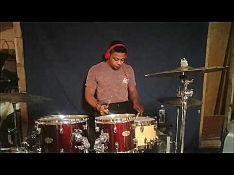 Bryson Tiller   Dont drum cover