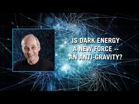 Is Dark Energy a new force -- an anti-gravity?