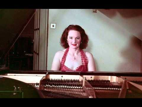 Eileen Joyce plays Brahms Intermezzo in C major opus 119 no. 3