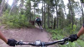 Incycle/ODI Enduro Team - Catwalk Trail - Ashland, Oregon