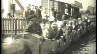 1946 southsea miniature steam rail
