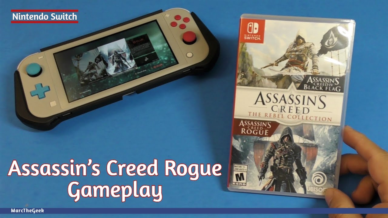 Assassin S Creed Rogue Gameplay Youtube