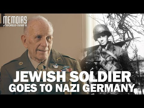 Jewish Soldier Goes To Battle In Nazi Germany | Memoirs Of WWII #18