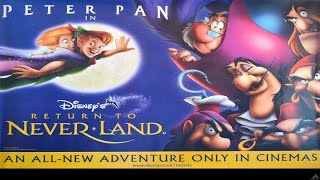Peter Pan 2 Return To Neverland Trailer (HD)
