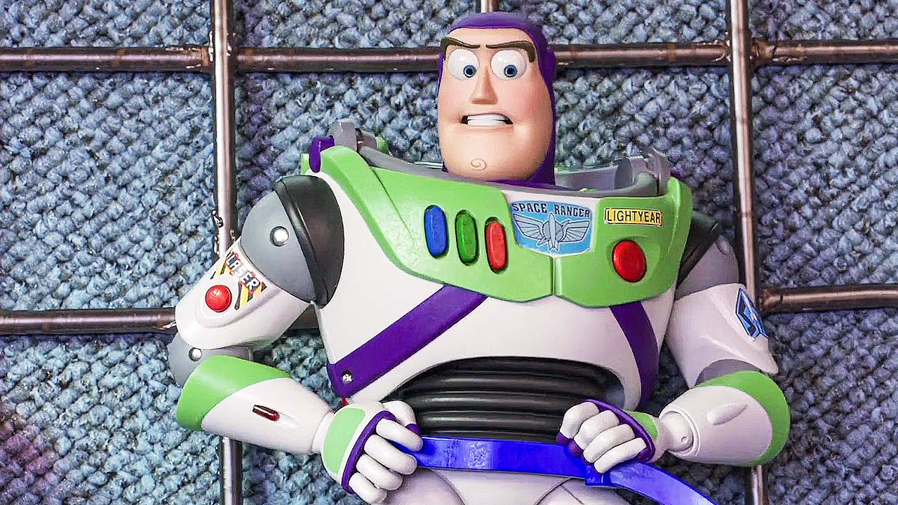 Buzz meets Ducky and Bunny Scene - TOY STORY 4 (2019) Movie Clip