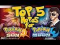 Top 5 Hopes For Pokémon Sun And Moon! video