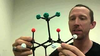 Ring Flips in Substituted Cyclohexanes - 1,3-Diaxial Interactions