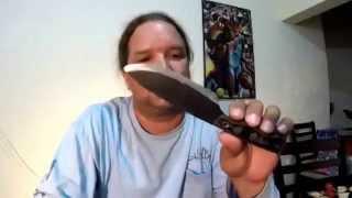 My new Habilis Trade Knife dangler sheath ! Thumbnail