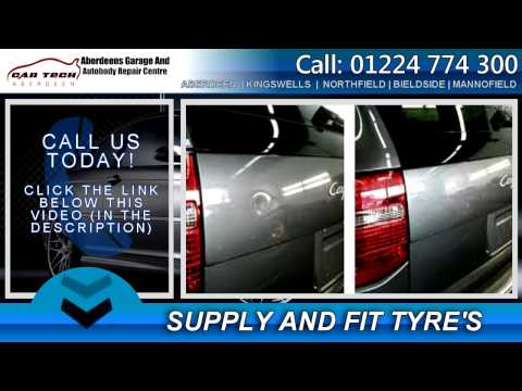 Car Body Repairs Aberdeen & Car Accident Repairs Aberdeen