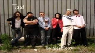 Taxi - I love Popcorn by alesul007