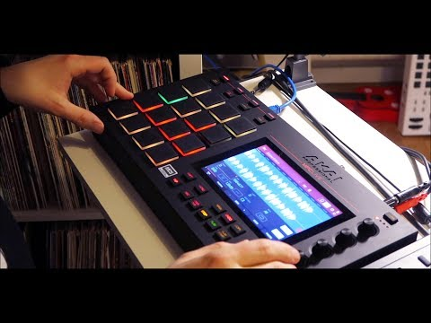 MPC Live - Sample based beat making!