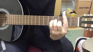 Ти є скала. Урок гітари.