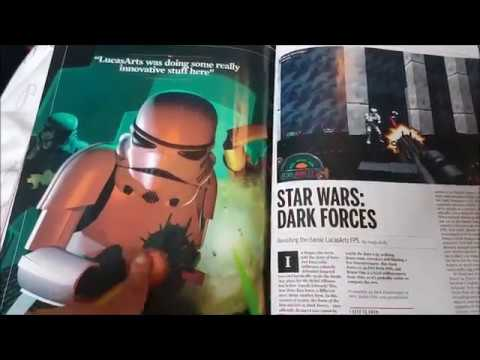 Asmr - Flipping through Gaming magazine, Whispering, Tapping & Controller Sounds!