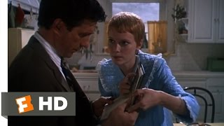Rosemary's Baby (3/8) Movie CLIP - No Coincidence (1968) HD