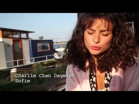"Making of ""Homies"" - Charlie-Chan Dagelet als Sophie"