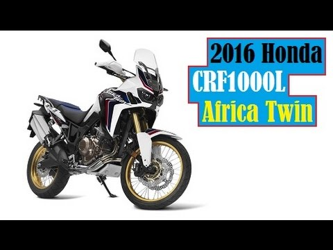 2016 honda crf1000l africa twin, revealed more tech features