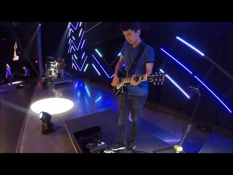 Behold (Then Sings My Soul) - Hillsong Worship - Lead Guitar [In Ear Mix]