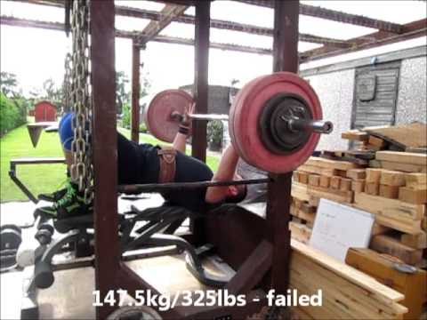 Home gym powerlifting meet practice youtube