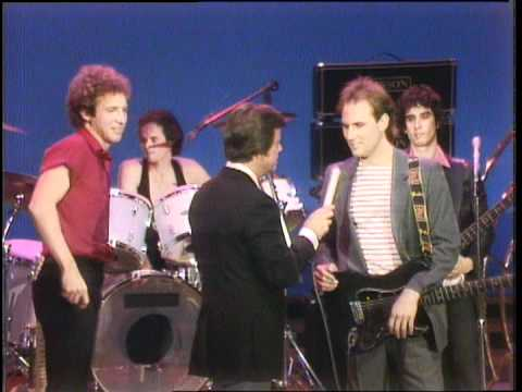 Dick Clark Interviews Tommy Tutone - American Bandstand 1981