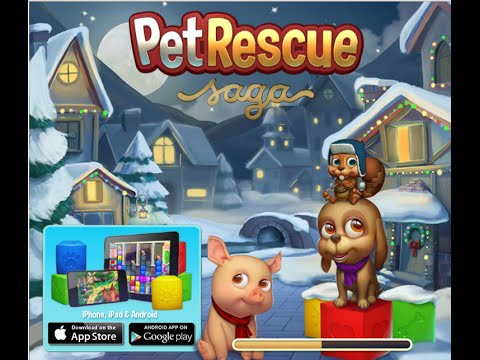 Pet Rescue Saga level 997