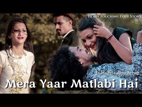 Mera Yaar Matlabi   Maggie L Alpa L Karan Benipal Jaani,B Praak   Real Life Story 2019