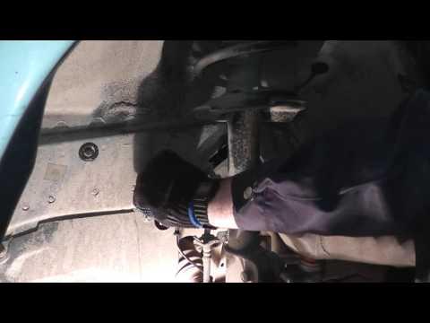 Мазда Трибьют ремонт и обслуживание Замена датчика ABS
