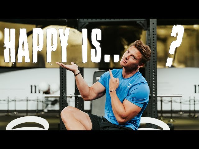 22 THINGS HAPPY PEOPLE DO DIFFERENTLY FEATURING GYMSHARK ATHLETES - EPISODE 3