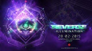 """Da Tweekaz @ REVERZE """"Illumination"""" (2015 Live Set)"""