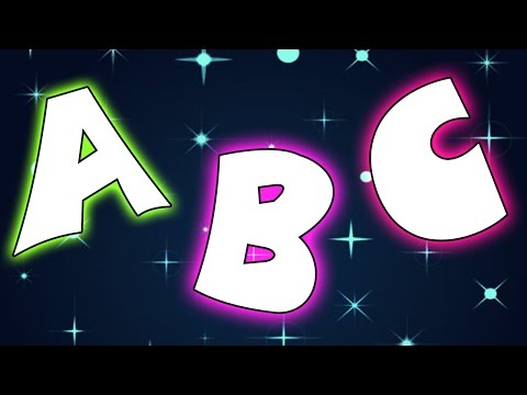 ABC Song For Children  Learning A to Z for Children  HD Version
