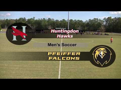 10/22/2017 Men's Soccer v. Huntingdon