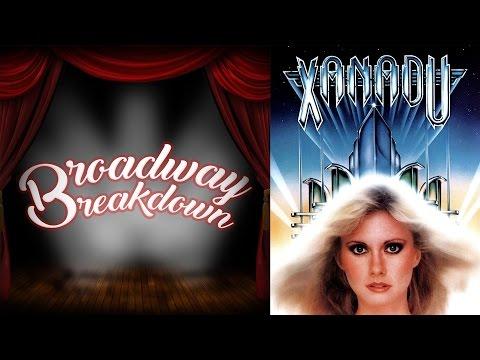 Xanadu (1980) Film Review | Broadway Breakdown
