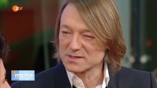 Jochen Distelmeyer covert 'Toxic' (05.02.2016 ZDF-Morgenmagazin mom)