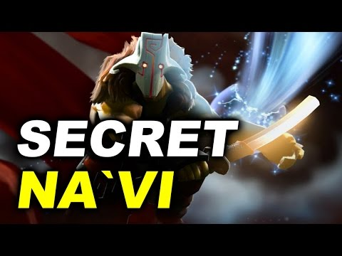 SECRET vs NAVI - Star Series 3 Dota 2