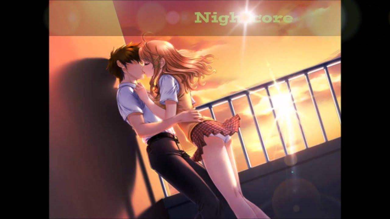 Cute Love Couple Kissing Wallpaper Nightcore K 252 Ssen Oder So Youtube