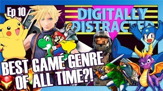 BEST Video Game Genre of ALL TIME! | Digitally Distracted Ep 10