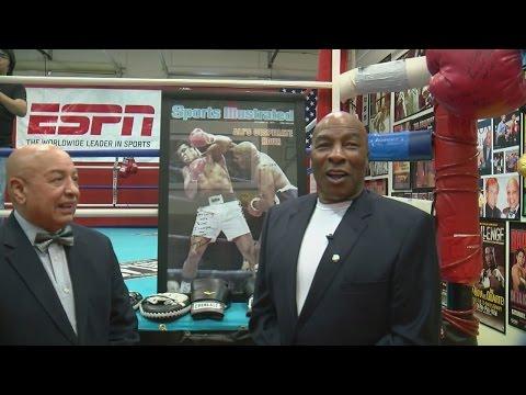 Local boxing legends remember Muhammad Ali